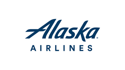 Logo for sponsor Alaska Airlines