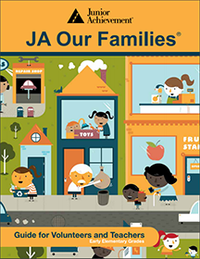 JA Our Families<sup style='text-decoration:none;'>®</sup>